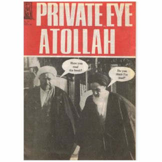 Private Eye magazine - 710 - 3rd March 1989