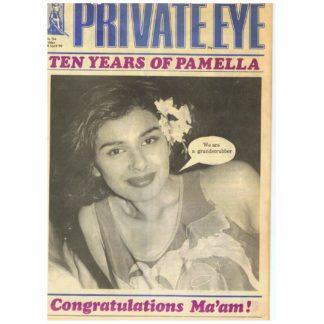 Private Eye magazine - 714 - 28th April 1989