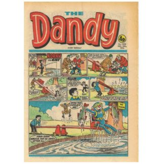 The Dandy - issue 1830 - 18th December 1976