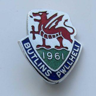 Butlins - Pwllheli -1961