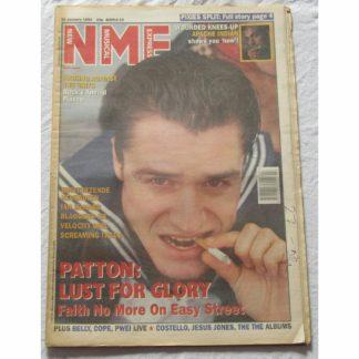NME - 23th January 1993 - Faith No More