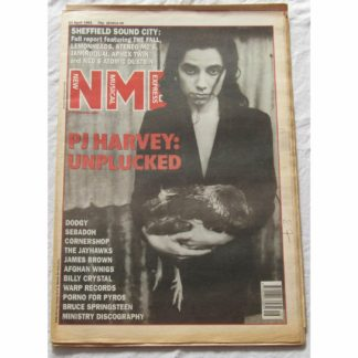 NME - 24th April 1993 - PJ Harvey