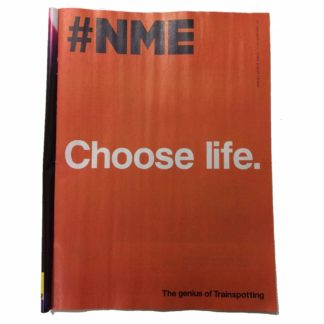 NME - 27th January 2017 - T2 Trainspotting
