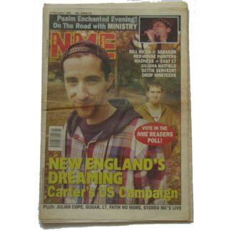 14th November 1992 – NME (New Musical Express)