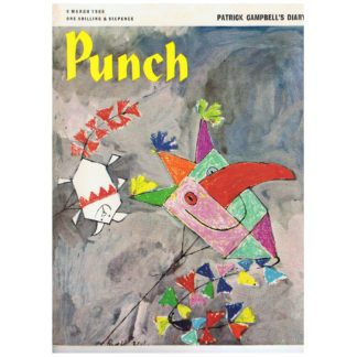 Punch magazine - 9th March 1966