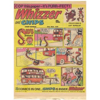 Whizzer and Chips - 10th May 1975