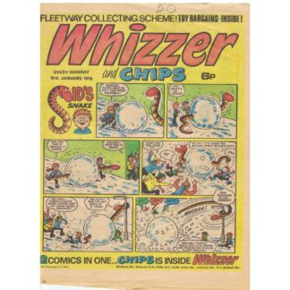 Whizzer and Chips - 17th January 1976