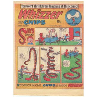 Whizzer and Chips - 26th April 1975