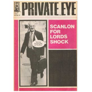 Private Eye - 445 - 5th January 1979