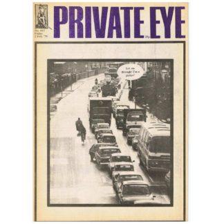 Private Eye - 447 - 2nd February 1979