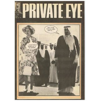 Private Eye - 449 - 2nd March 1979
