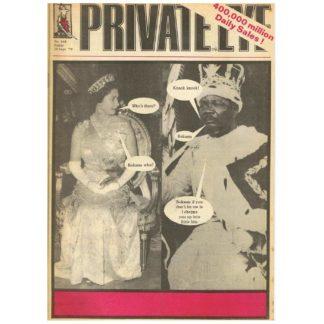 Private Eye - 464 - 28th September 1979