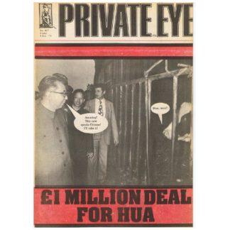 Private Eye - 467 - 9th November 1979
