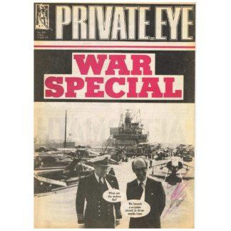Private Eye - 530 - 9th April 1982