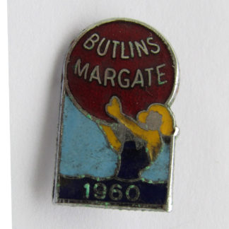Butilin's badge - 1960 - Margate