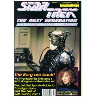 Star Trek: TNG - 0037 - Poster magazine