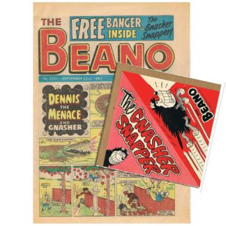 Beano comic - issue 2201 - 22nd September 1984