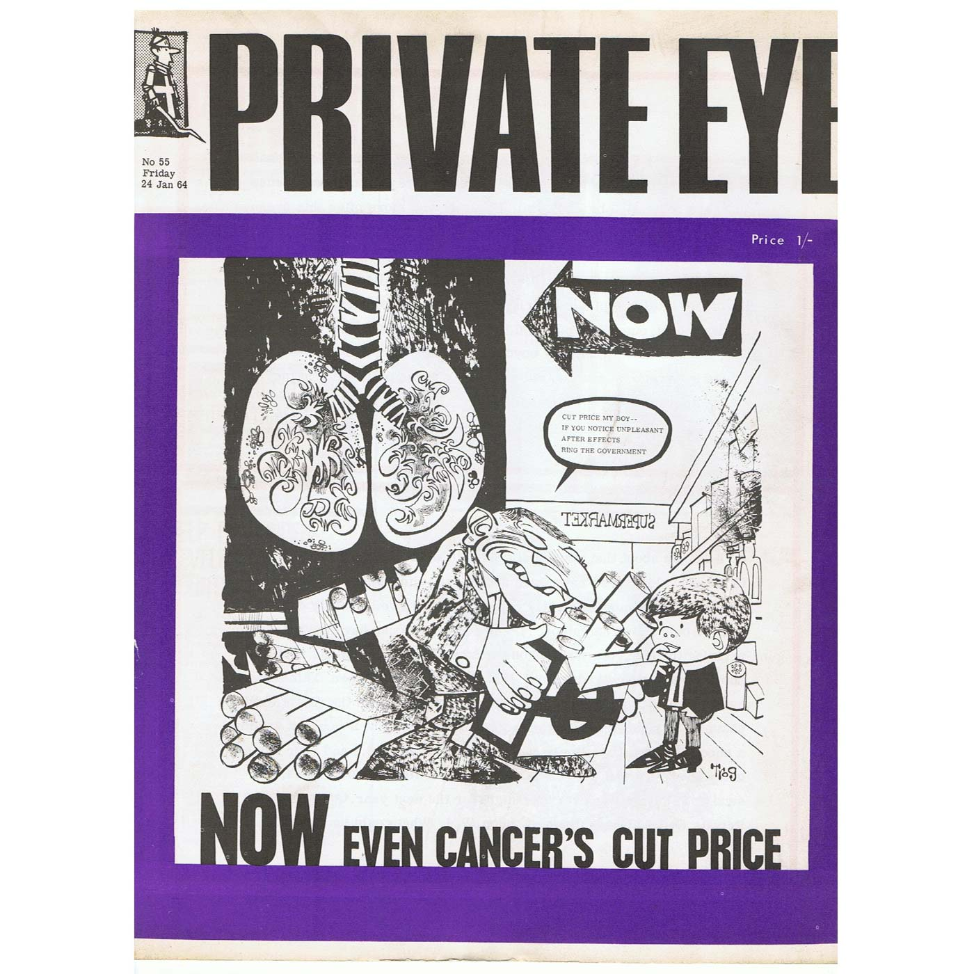 24th January 1964 – Private Eye