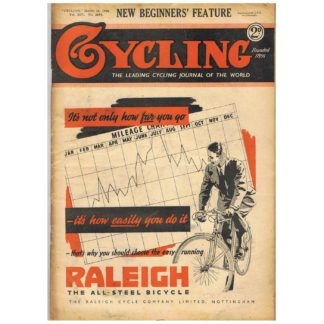 Cycling magazine