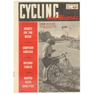 Cycling and Mopeds magazine