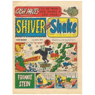 Shiver and Shake - 11th May 1974