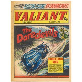 Valiant - 9th August-1975