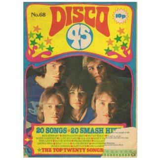 Disco 45 magazine