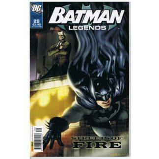 Batman Legends - 18th January 2006 - issue 29