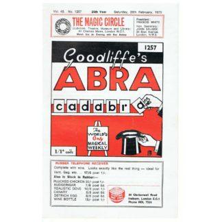 goodliffes-abracadabra-1257-28-february-1970