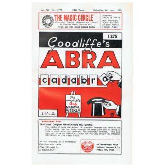 goodliffes-abracadabra-1275-4-july-1970