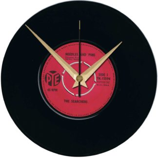 searchers-needles-and-pins-clock