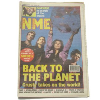 NME (New Musical Express) - 9th January 1993