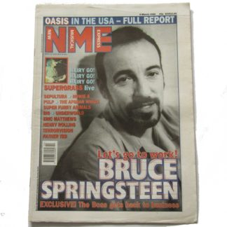 9th March 1996 – NME (New Musical Express)