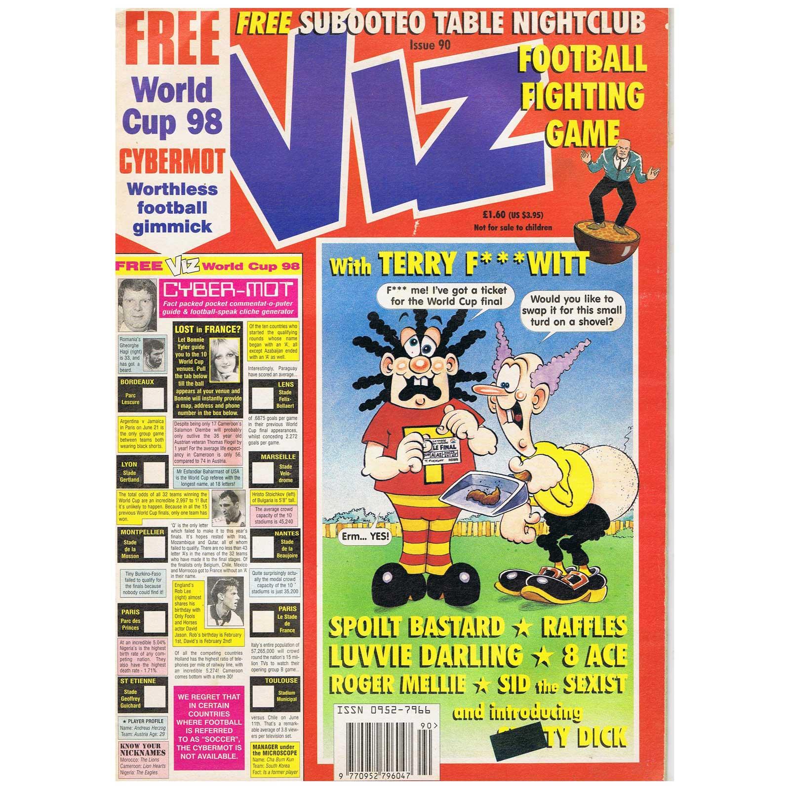 June 1998 – Viz