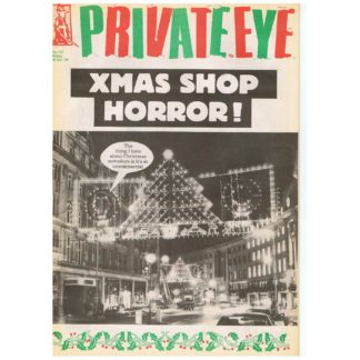 23rd December 1990 - Private Eye - issue 757