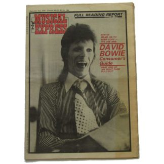 2nd September 1978 – NME (New Musical Express)