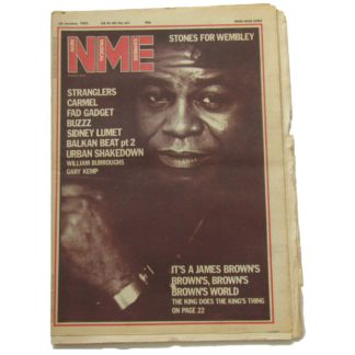 23rd January 1982 – NME (New Musical Express)
