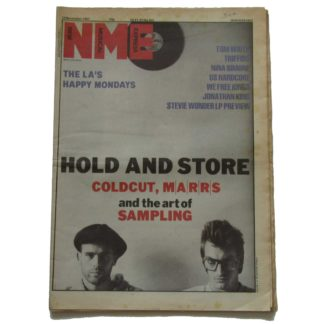 14th November 1987 – NME (New Musical Express)