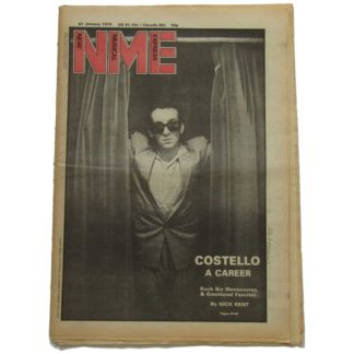 27th January 1979 – NME (New Musical Express)