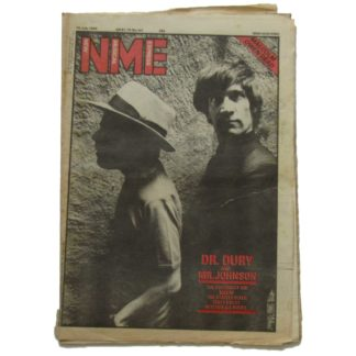 19th July 1980 – NME (New Musical Express)