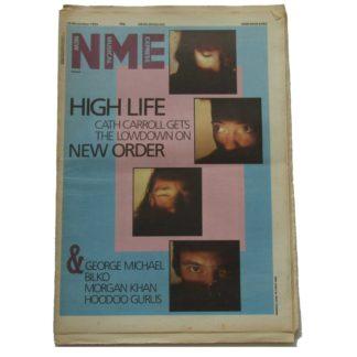 16th November 1985 – NME (New Musical Express)