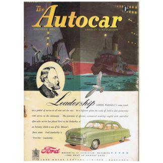 15th February 1952 - Autocar magazine
