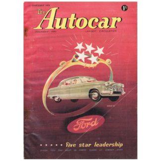 12th February 1954 - Autocar magazine