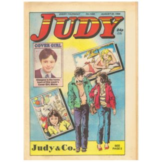 20th August 1988 - Judy - issue 1493