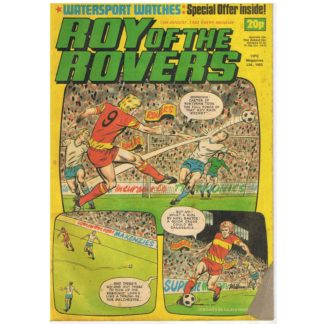 13th August 1983 - Roy of the Rovers