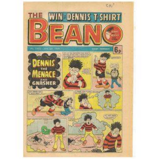 6th January 1979 - The Beano - issue 1903
