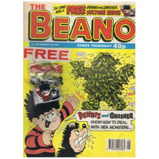 The Beano - 24th February 1996 - issue 2797