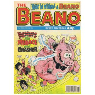 The Beano - 16th March 1996 - issue 2800