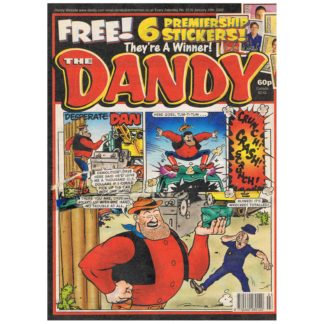 19th January 2002 - The Dandy - issue 3139
