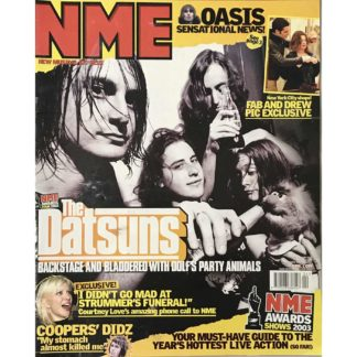 NME ( New Musical Express) - 25th January 2003